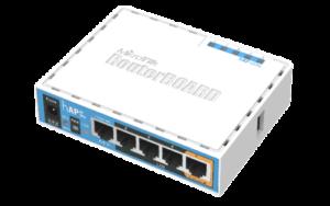 Настройка MikroTik, базования настройка LAN и WAN